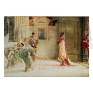 Alma-Tadema | Caracalla: AD 211, 1902 Card