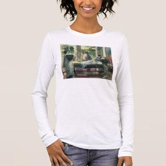 Alma-Tadema | Catullus Reading his Poems Long Sleeve T-Shirt