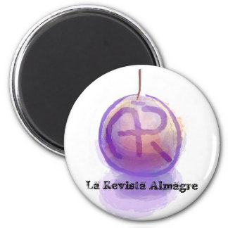 Almagre Review Monogram 1 Magnet