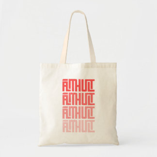 Älmhult x4 rode tote bag