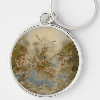 Almighty God the Father - Palace of Versailles Key Ring