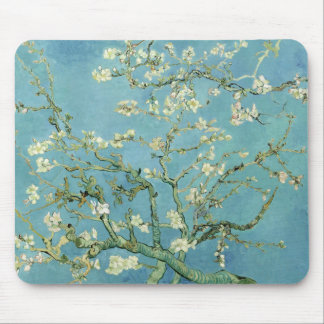 Almond Blossom by Van Gogh Mousepads