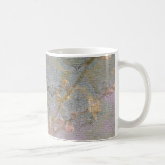 Almond Blossom Tapestry Mugs