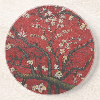 Almond Blossom Vincent Van Gogh Coasters