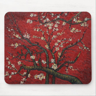Almond Blossom Vincent Van Gogh Mouse Pad