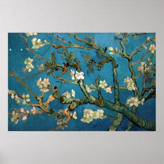 Almond Blossom Vincent Van Gogh Poster XXL