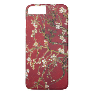 Almond Blossoms Red Vincent van Gogh Art Painting iPhone 8 Plus/7 Plus Case