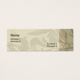 Almond Branches Profile Card