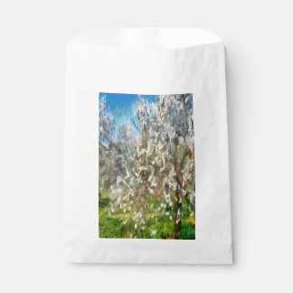 Almond Orchard Blossom Favour Bags