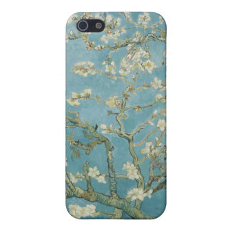 Almond tree in blossom by Vincent Van Gogh iPhone 5 Cases