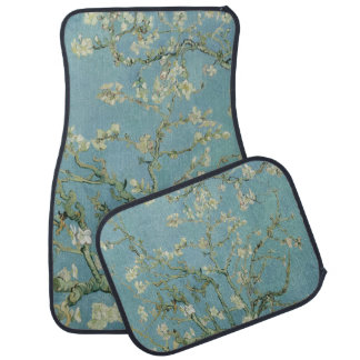 Almond tree in blossom Vincent Van Gogh Car Mat