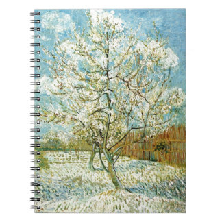 Almond tree notebooks