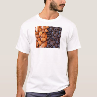Almonds & Chocolate Chips T-Shirt