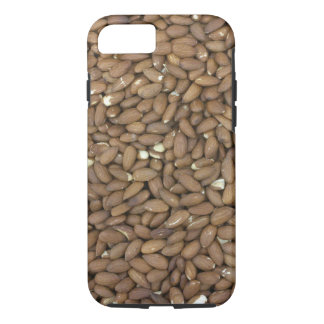 Almonds iPhone 7 Case