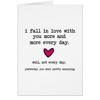 Almost Every Day Card