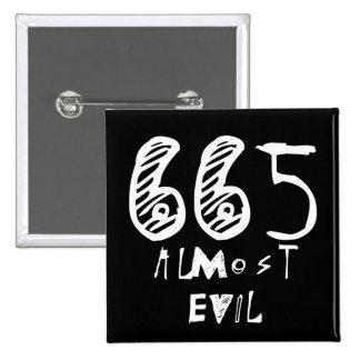 Almost Evil Button