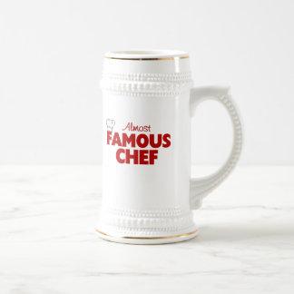 Almost Famous Chef Coffee Mug