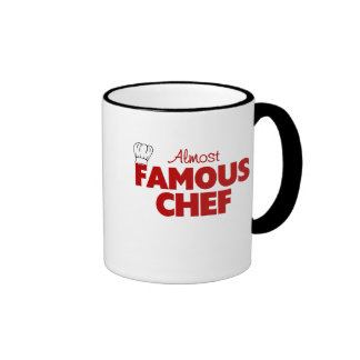 Almost Famous Chef Coffee Mugs