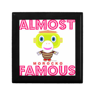 Almost Famous-Cute Monkey-Morocko Gift Box