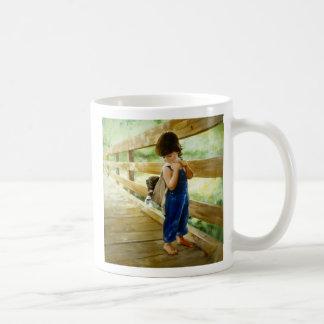 Almost Home Classic White Coffee Mug