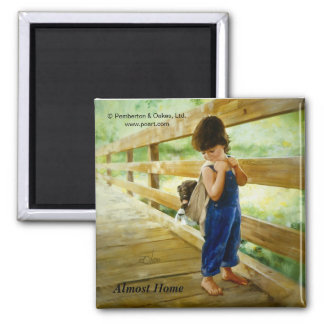 Almost Home Refrigerator Magnets
