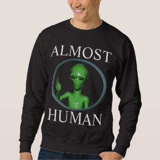 almost human sweatshirt
