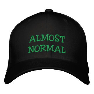 Almost Normal Baseball Cap