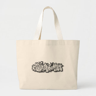 Almost Perfect Large Tote Bag
