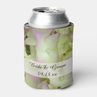 Almost Pink Hydrangea Floral Wedding