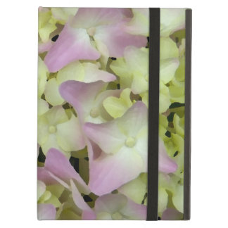 Almost Pink Hydrangea Powis iCase iPad Case