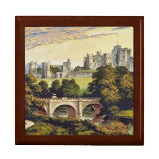 Alnwick Castle Northumberland England Gift Box
