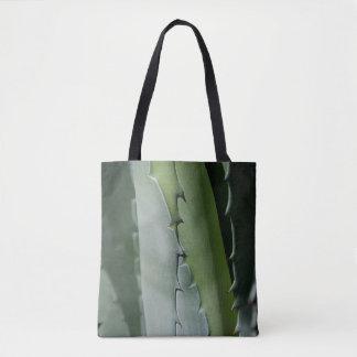 Aloe - Macro Fine Art Photograph Tote Bag