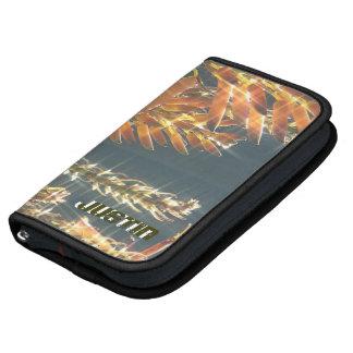 Aloe with Black Trim Folio Smartphone Folio Planner