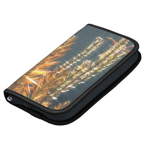 Aloe with Black Trim Folio Smartphone Folio Planners