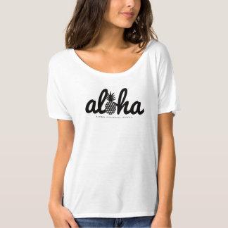 aloha 057 black T-Shirt