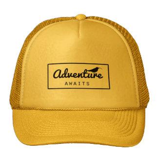 Aloha adventure cap