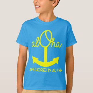 Aloha Anchor, Keiki Shirt