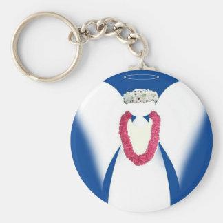 Aloha Angel Key Ring