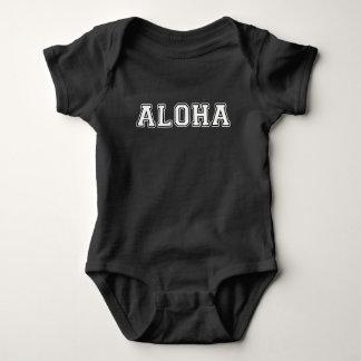 Aloha Baby Bodysuit