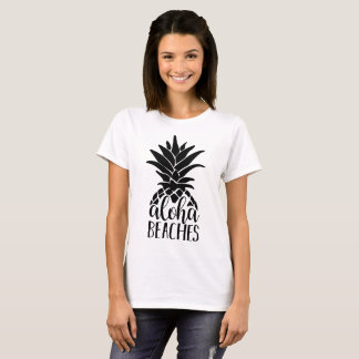 Aloha Beaches Funny Shirt