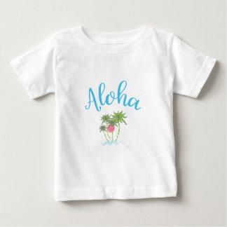 Aloha-Beaches, Hawaiian Vacation Cool Baby T-Shirt