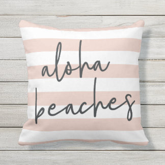 Aloha Beaches Outdoor Cushion