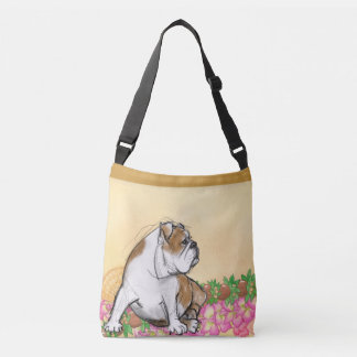 Aloha Bulldog Crossbody Bag
