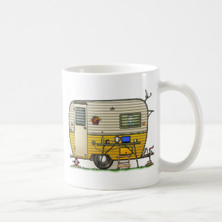 Aloha Camper Trailer Mugs