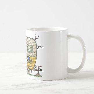 Aloha Camper Trailer Coffee Mugs