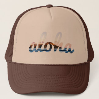 Aloha Diamond Head Trucker Hat