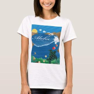 Aloha Hanauma Bay Hawaii Islands 120 T-Shirt