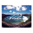Aloha Hanauma Bay Hawaii Islands Postcard