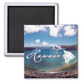 Aloha Hanauma Islands Magnet