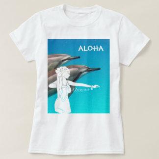 ALOHA Hawaii Dolphins 110 T-Shirt